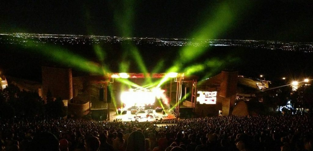 Primus at Red Rocks 5-16-17