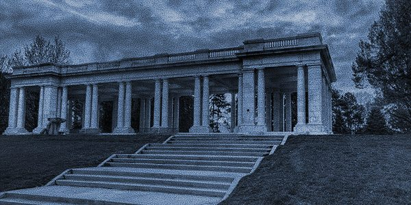 cheesman park denver ghosts and history