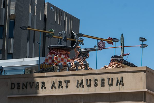 Denver Art Museam