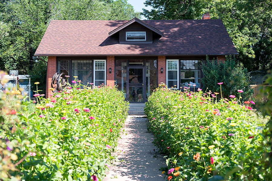 Roost Farms House