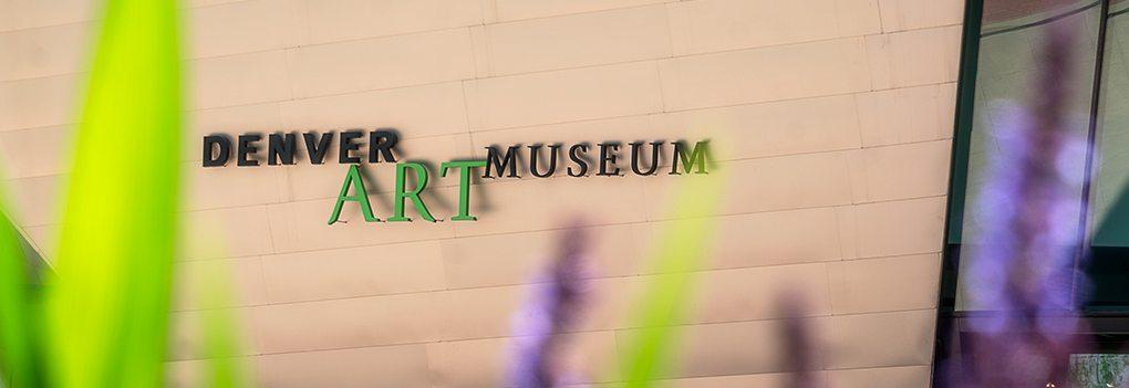 Denver Art Museum OnD Banner