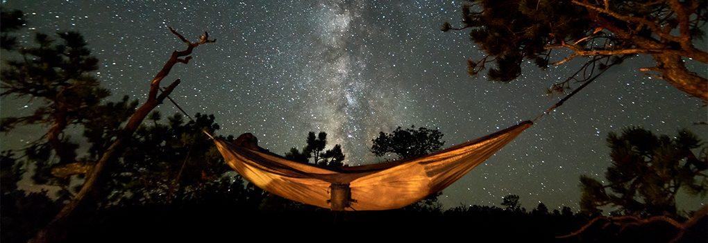Milky Way Hammock OnD Banner