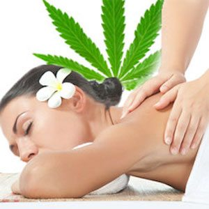 cannabis massage feature