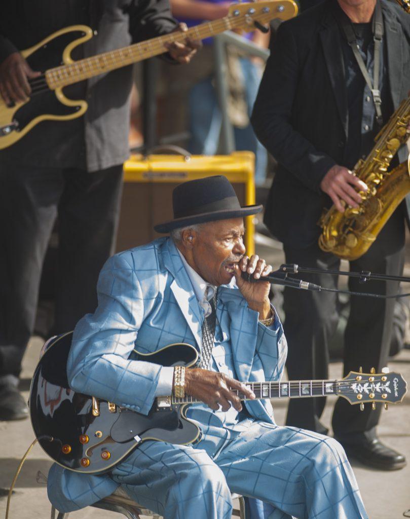 Five Points Jazz festival Saturday May 16, 2015. Photos by Evan Semón