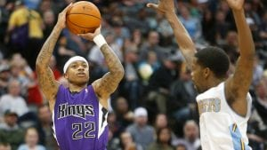 Isaiah Thomas_Denver Nugget's