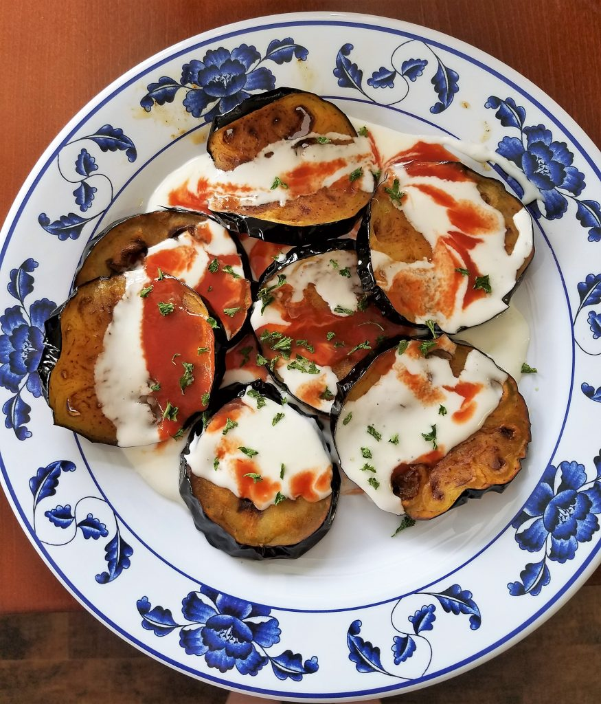Food 10 Fried eggplant