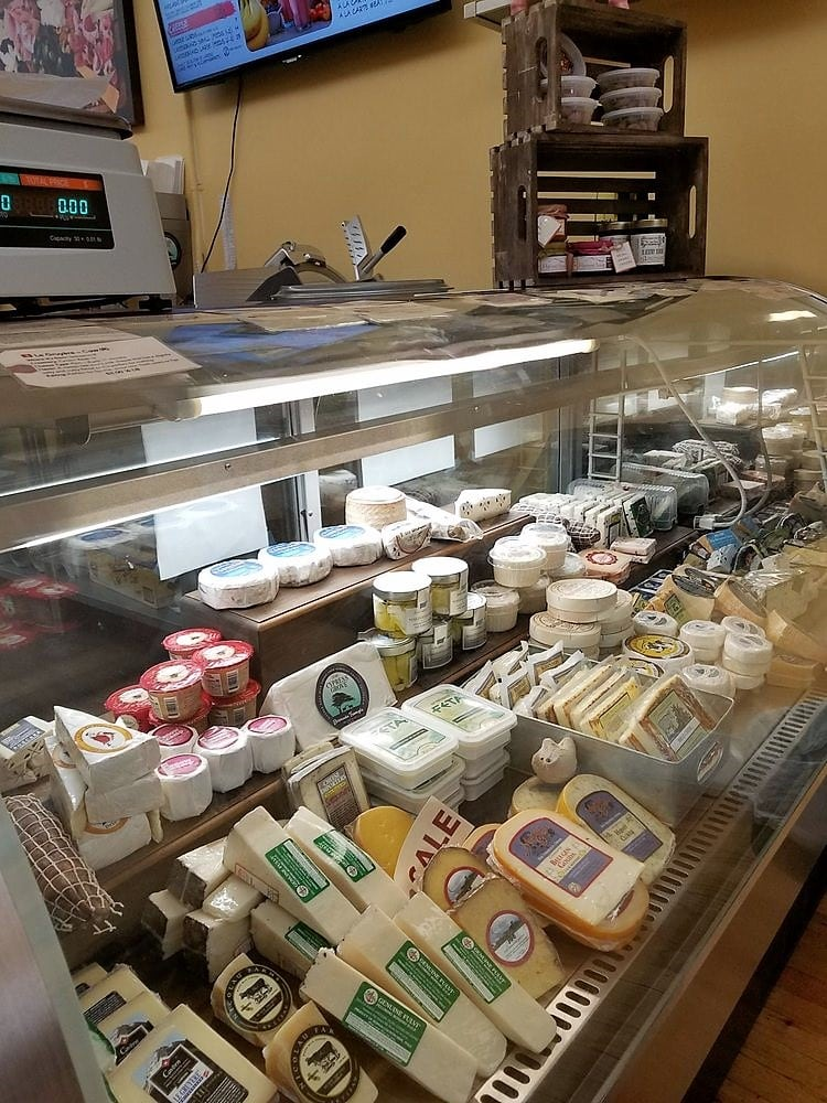 selection of cheese 4
