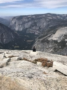 Half Dome Summit, Yosemite National Park