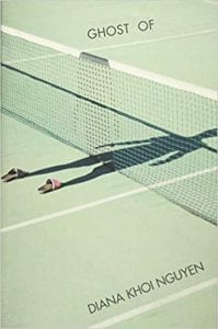 Cover of Ghost Of, author Diana Khoi Nguyen