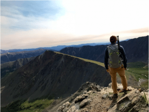 Hiking 14ers in the Autumn Season in Colorado