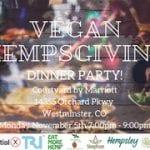 Vegan Hempsgiving