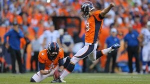 The Denver Broncos rebuild