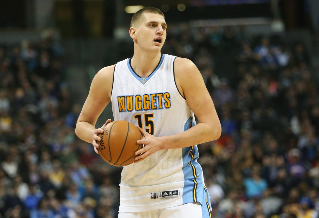 NBA: Phoenix Suns at Denver Nuggets