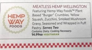 hemp way foods hemp wellington