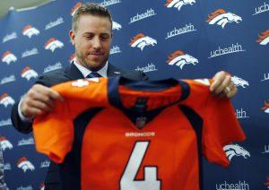 Denver Broncos - Vance Joseph