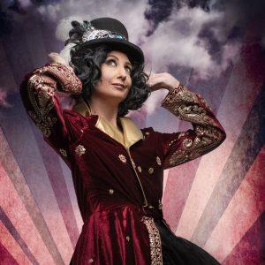 Natalie Brown in Phantom Circus