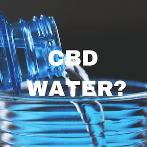 CBD WATER Feature
