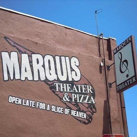 Marquis Theater, via Facebook