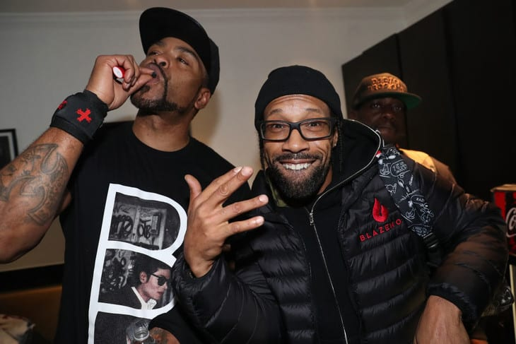 Method Man and RedMan In Concert - New York, NY
