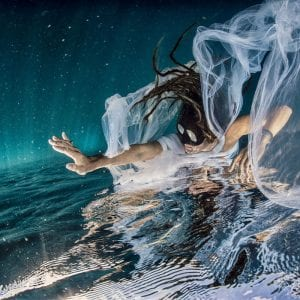 Siren, by Jeff Curry. Courtesy of Space Gallery