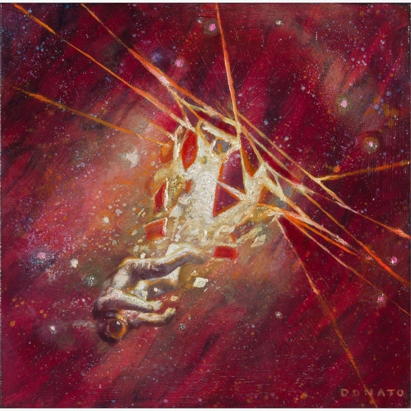 Donato Giancola, 5th Dimension. Courtesy of Abend Gallery