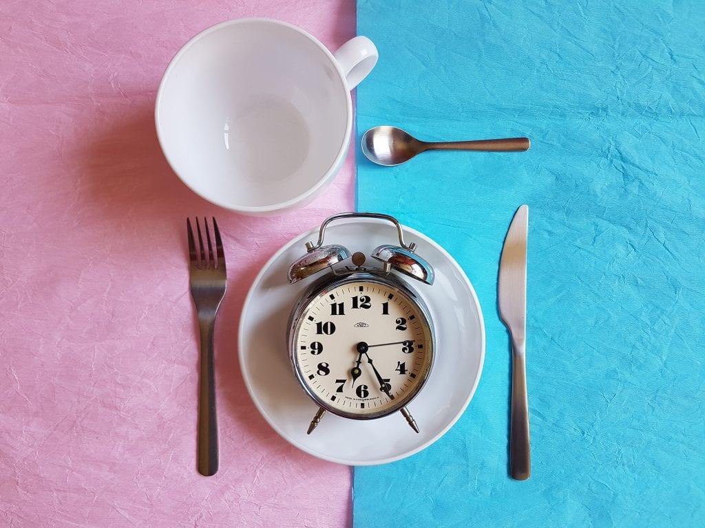 breakfast clock