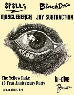 Yellow Rake poster