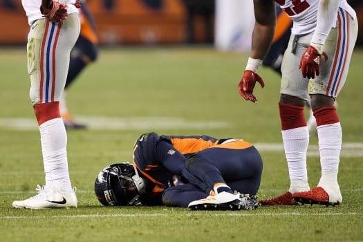 Denver Broncos vs. against the Oakland Raiders NFL Week 4