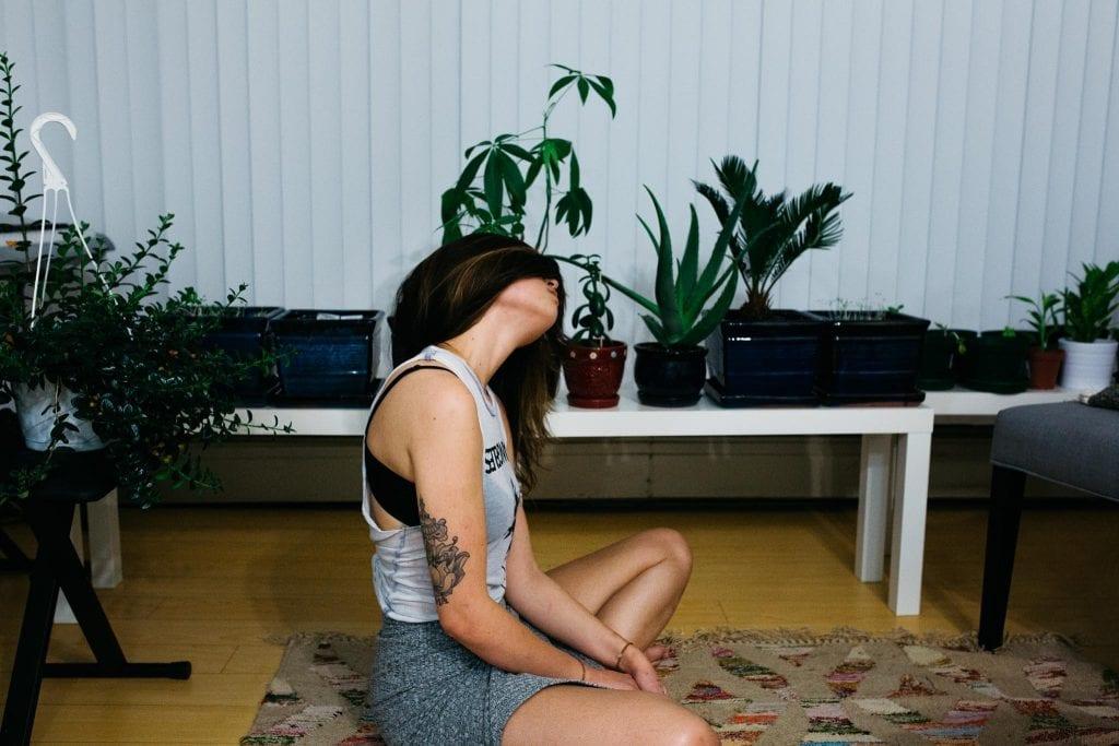 At-Home Yoga