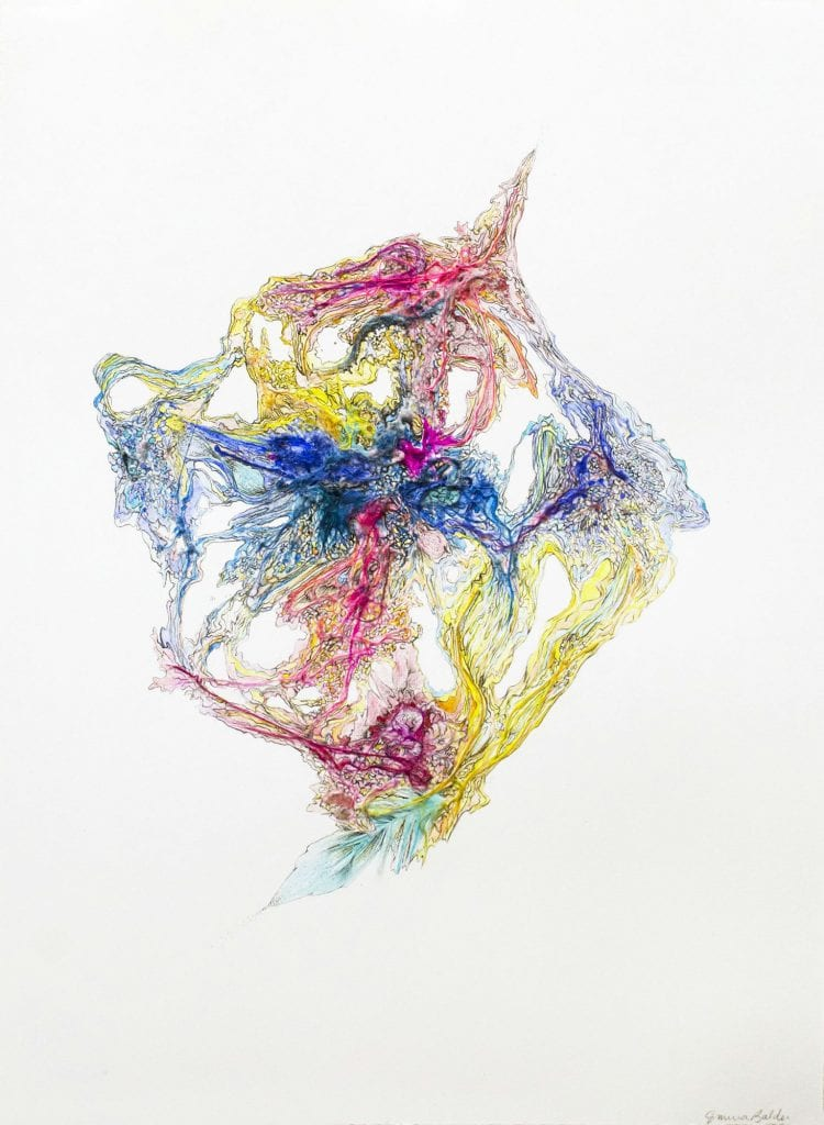 Spinning to Internity, Courtesy of Emma Balder