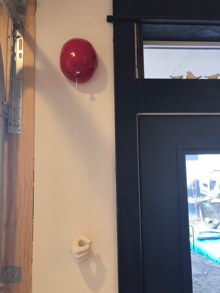 Ballon Hand-1
