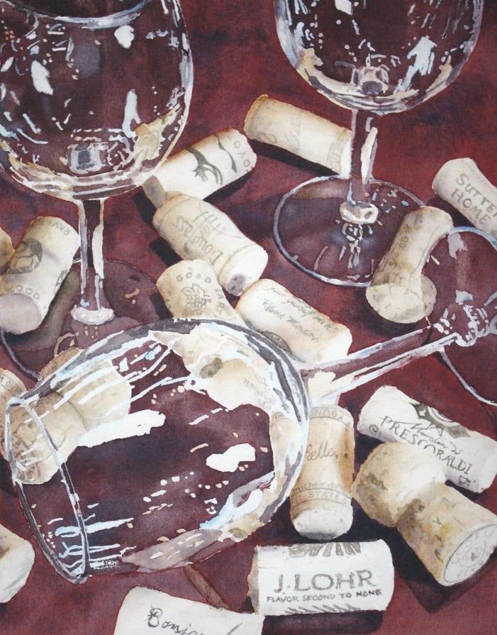 Lisa Garrison Wine Time