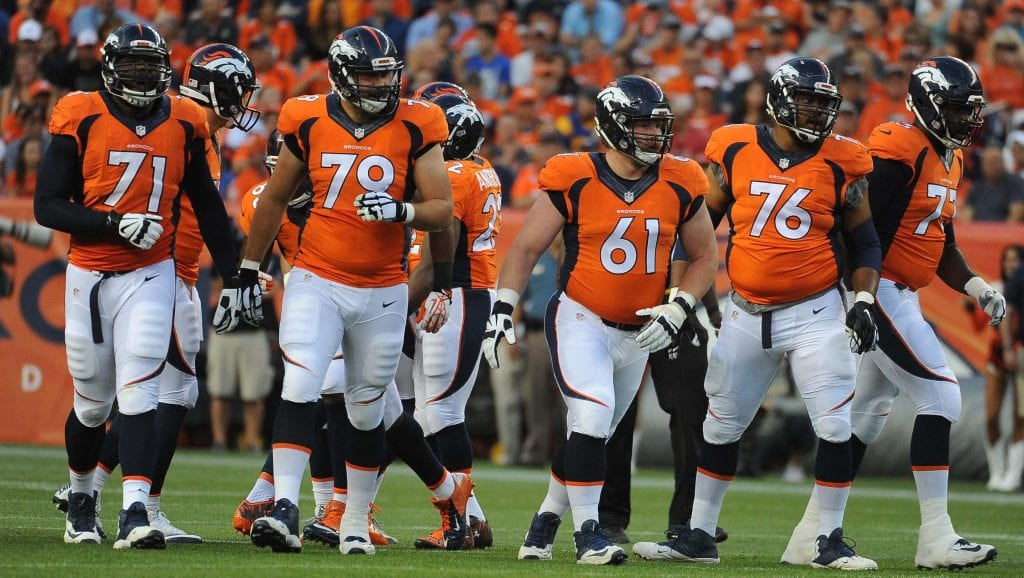 Denver Broncos vs. Los Angeles Rams