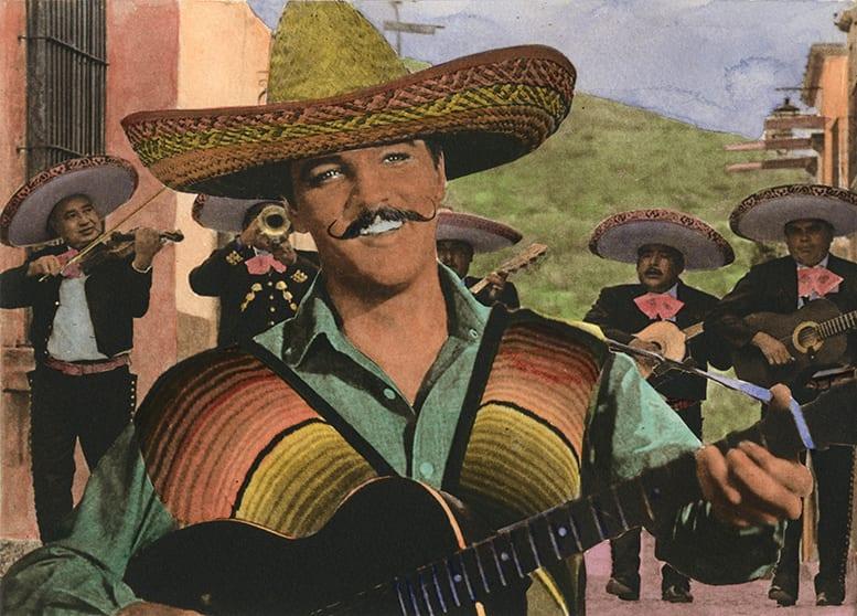 El Vez, Tony Ortega