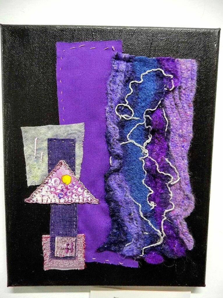 Purple, Francine Campone